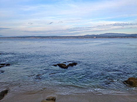 Monterey blues  by Joyful  Events