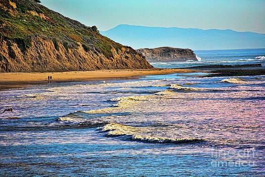 Chuck Kuhn - Monterey Coast II