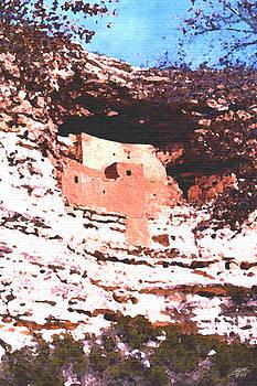 Montezuma's Castle by Steve Huang