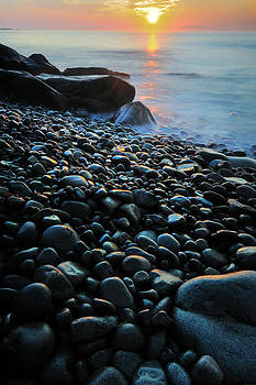 Thomas Schoeller - Monument Cove - Acadian Coastal Sunrise