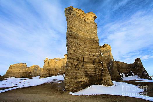 Adam Jewell - Monument Rocks