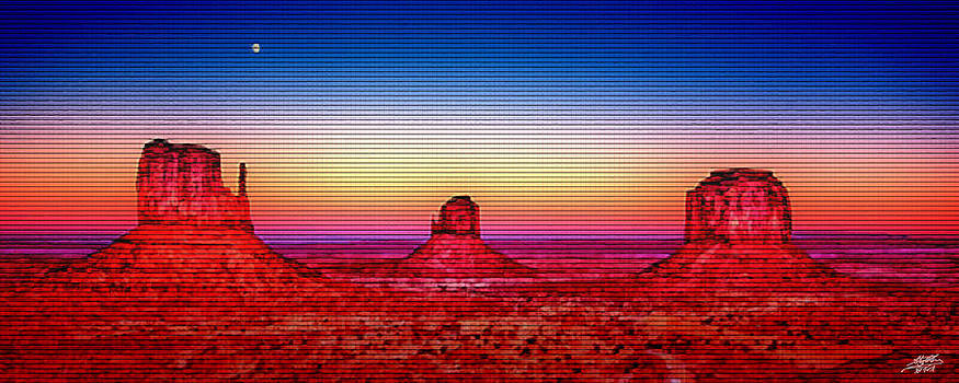 Steve Huang - Monument Valley