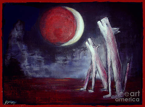 Moon lovers by Eszter Gyory