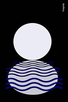 DOUG DUFFEY - MOON ON WATER