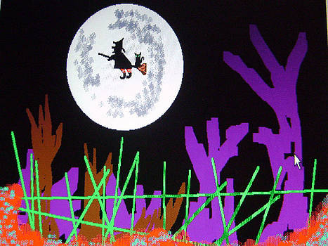 Moon by Paul Rapa