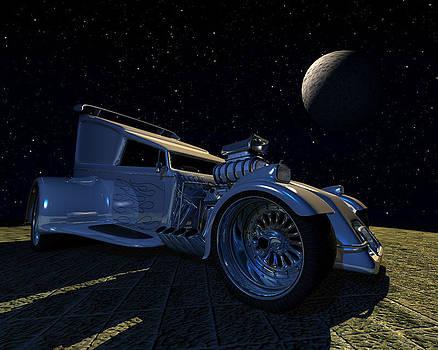 Moon Ride by John DiLauro