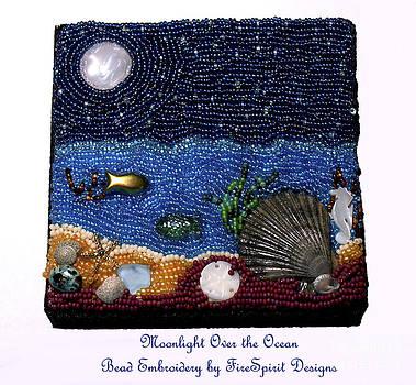Moonlight Over the Ocean by Patricia Griffin Brett