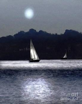 Dale   Ford - Moonlight Sail
