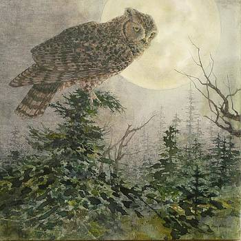 Moonlight Sonata by Floy Zittin