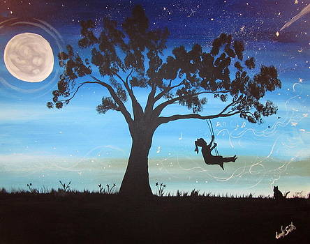 Moonlight Swinger by Wendy Smith