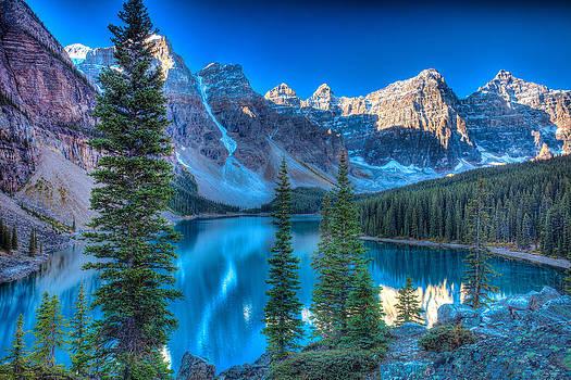 Moraine Lake by Craig Brown