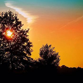 More #sunset From Earlier #d7000 by Michael Misciagno