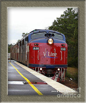 More Trains by James  Dierker