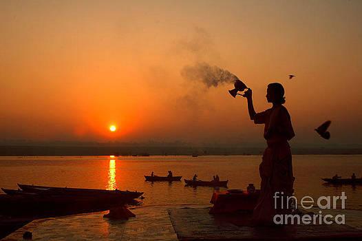 Morning Aarti by Saurabh Singh