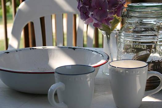 Morning Coffee by Karen Puckett