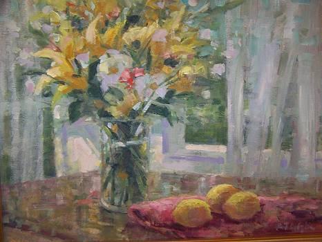 Morning flowers. by Bart DeCeglie