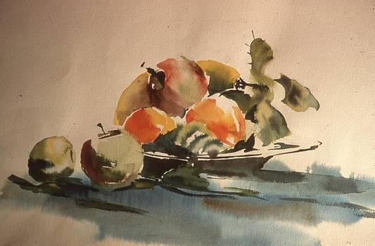 Morning Fruit by Warren Ballard