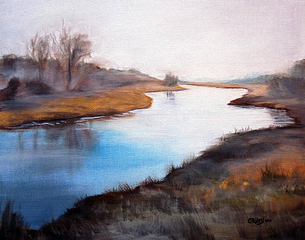Morning Mist by Conny Riley