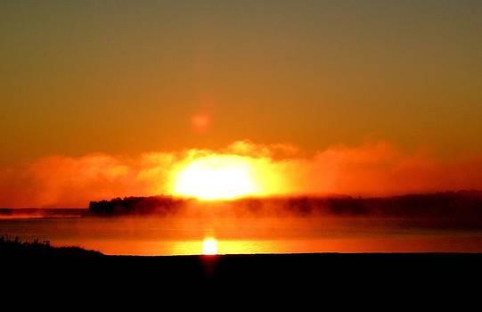 Morning Mist by Jonathan Lagace