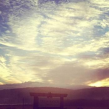 Morning of Tejon Ranch by Krisd Mauga