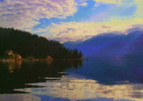 Diana Cox - Morning on Indian Arm