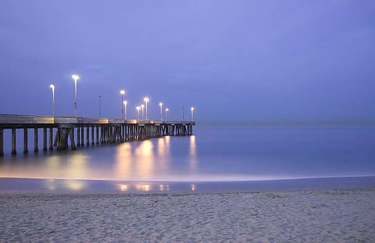 Morning Sea by Vanessa Espinoza
