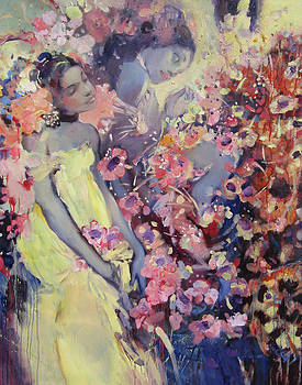 Morning Spirits by Svetlana Tiourina