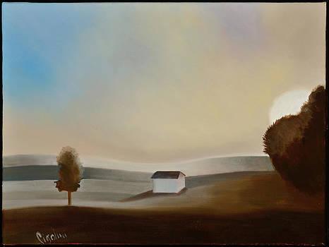 Morning Stillness by Gloria Cigolini-DePietro