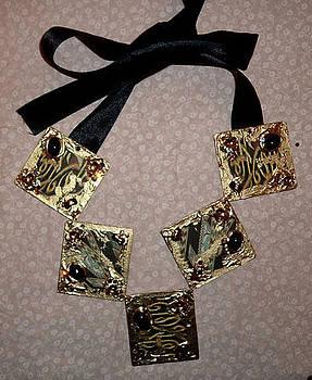 Moroccan Necklace by Patricia Rachidi