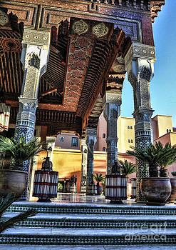 Chuck Kuhn - Morocco Architecture II