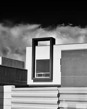 William Dey - MORRISON WINDOW BW Palm Springs