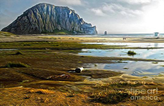 Gregory Dyer - Morro Bay - Morro Rock