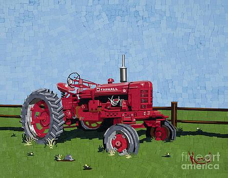 Mosaic Farms by Kerri Ertman