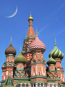 Moscow   by Alexander Chaikin
