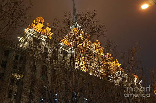 Moscow Night by Rebecca Torraca