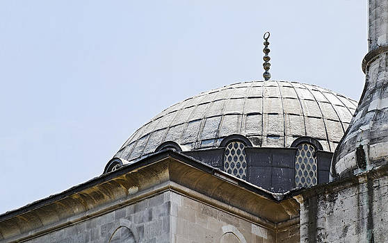 Kantilal Patel - Mosque Dome Istanbul
