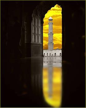 Mosque Lahore by Fuad Azmat