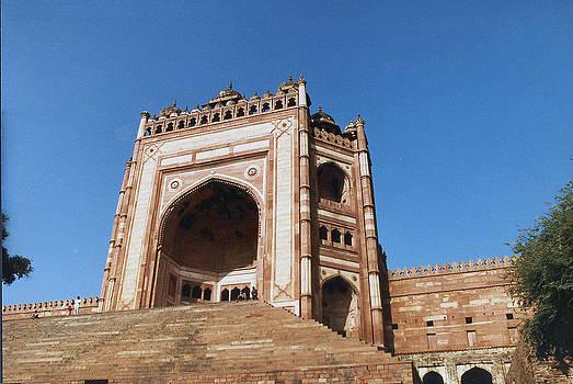 Joe Michelli - Mosque New Delhi