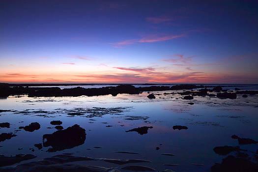 Matt Hanson - Moss Beach - Fitzgerald Reserve Reflection