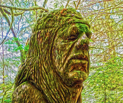 Gregory Dyer - Moss Man