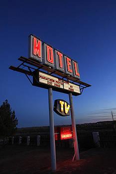 Motel by John Becker