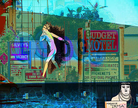 Ann Tracy - Motel Variation Budget