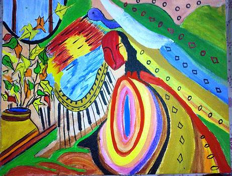 Mother Music and Nature by Sonali Singh
