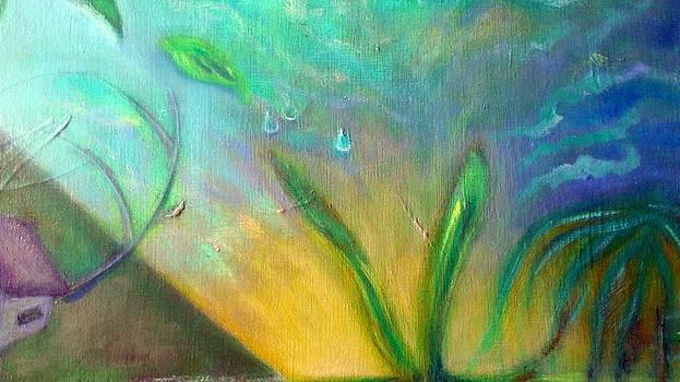 Mother Nature detail by Jenny Goldman
