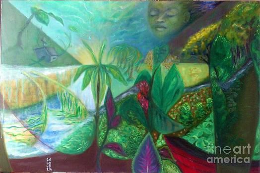 Mother Nature by Jenny Goldman