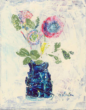 Mother's Day Flowers by Camille  Ellington