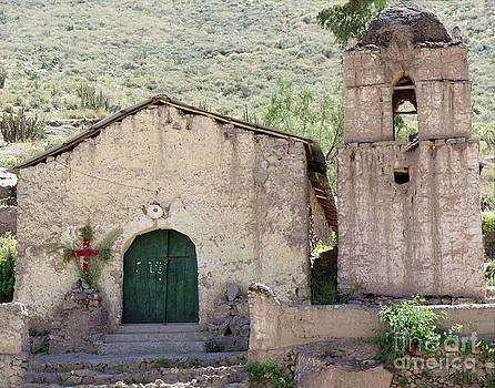 Mountain Church by David Chalker