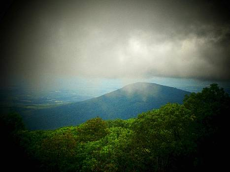Mountain in the Clouds by Joyce Kimble Smith