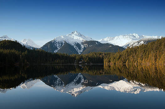 Mountain Lake by Colin Sands