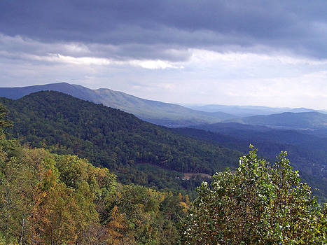 Patricia Taylor - Mountain Landscape